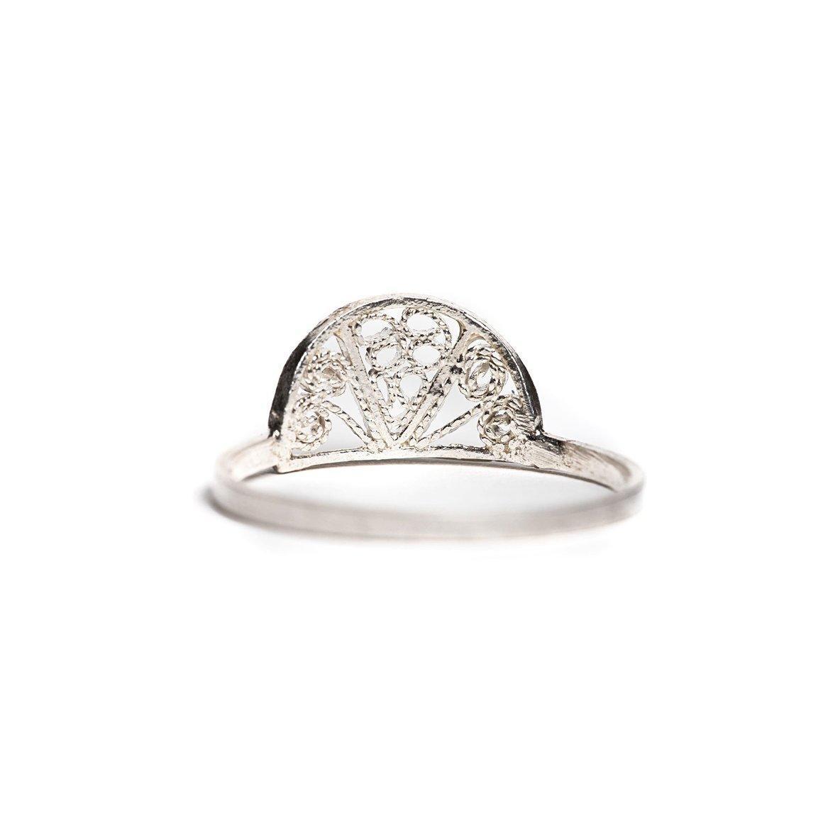 Half Circle Ring | Trada Marketplace