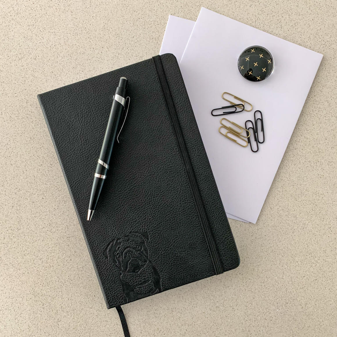 Pug Notebook | Trada Marketplace