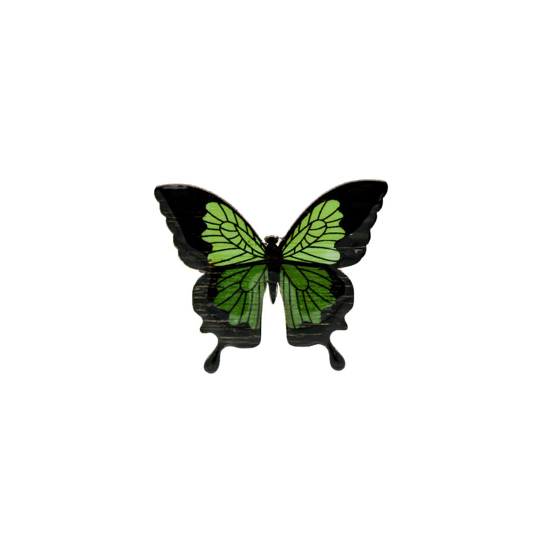 Butterfly V Brooch   Trada Marketplace