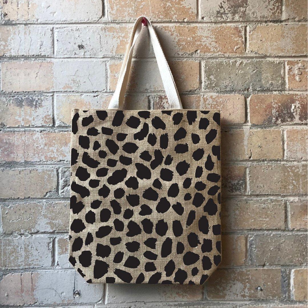 Fashionista (spots) Junior Casual Shopper Black   Trada Marketplace