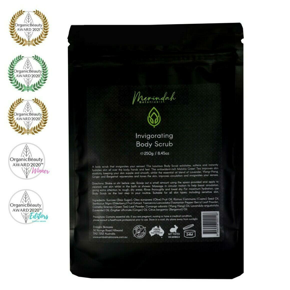 Invigorating Body Scrub | Trada Marketplace