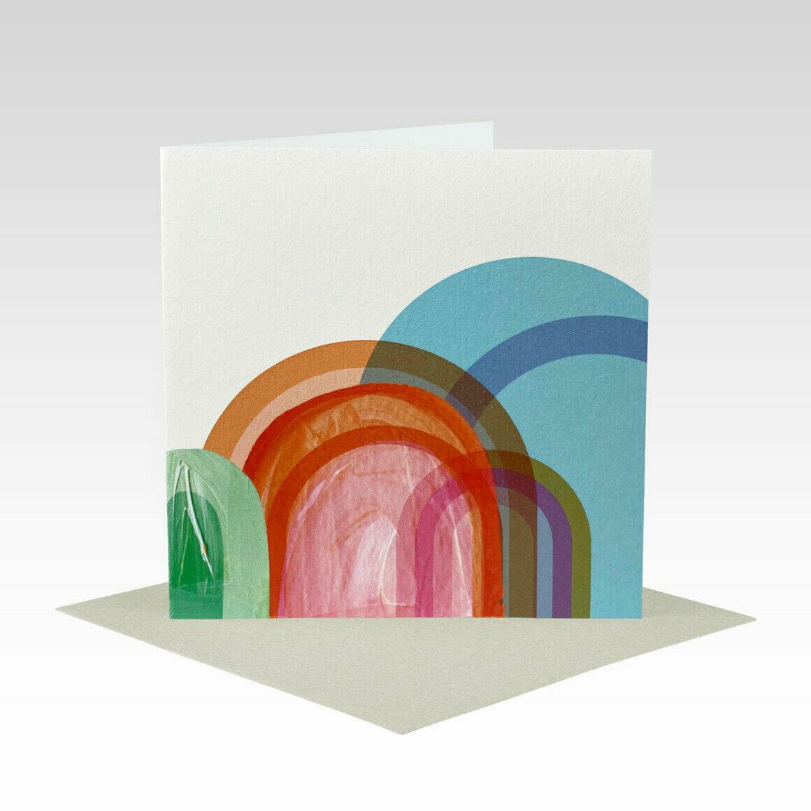 GEN079 – Jumbled Rainbow   Trada Marketplace