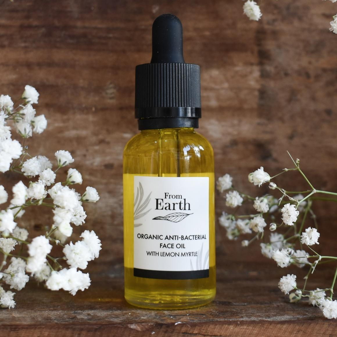 Anti-Bacterial Face Oil   Trada Marketplace