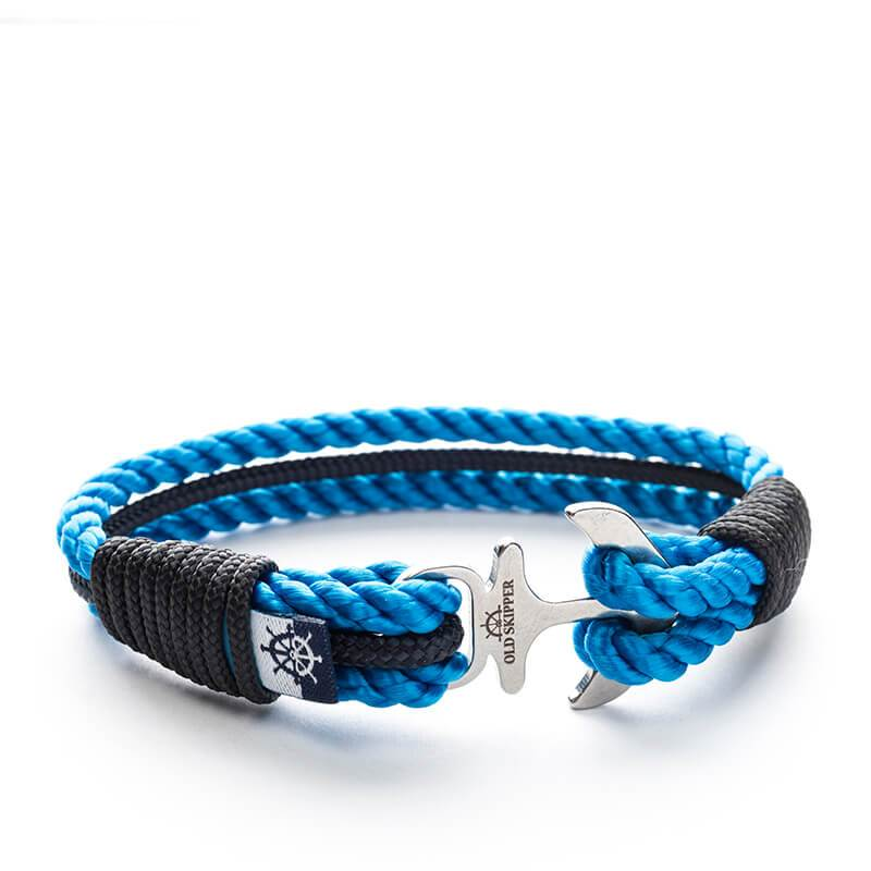 Azzuro - Nautical Rope Anchor Bracelet | Trada Marketplace