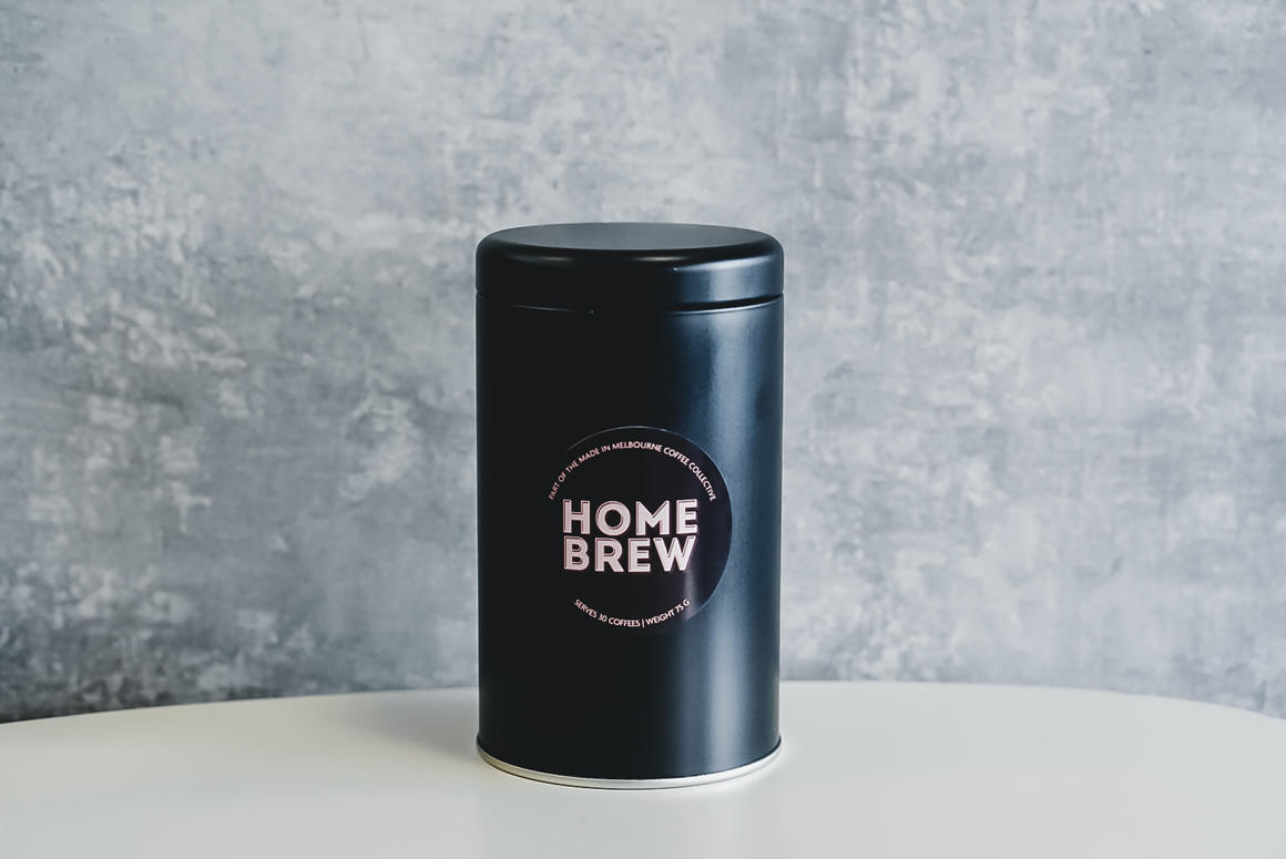 Homebrew 75gm Tin   Trada Marketplace