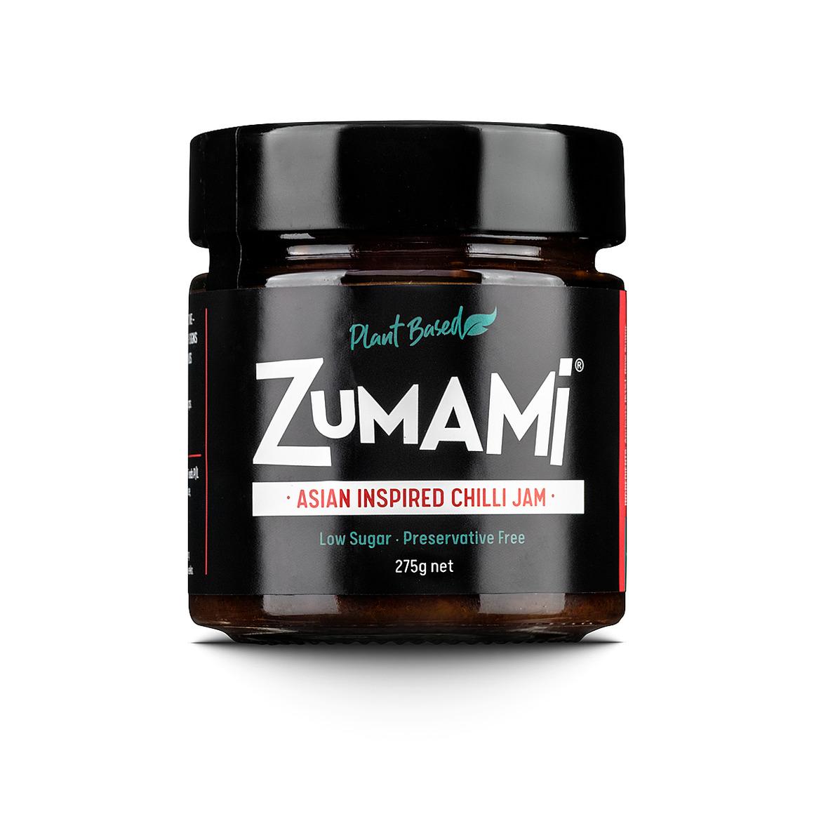 ZUMAMI- Plant Based Asian Inspired Chilli Jam | Trada Marketplace