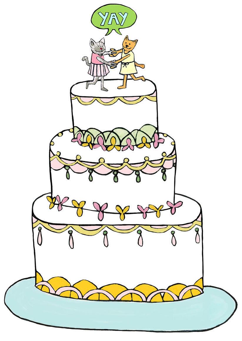 Wedding Yay! (Cats)   Trada Marketplace