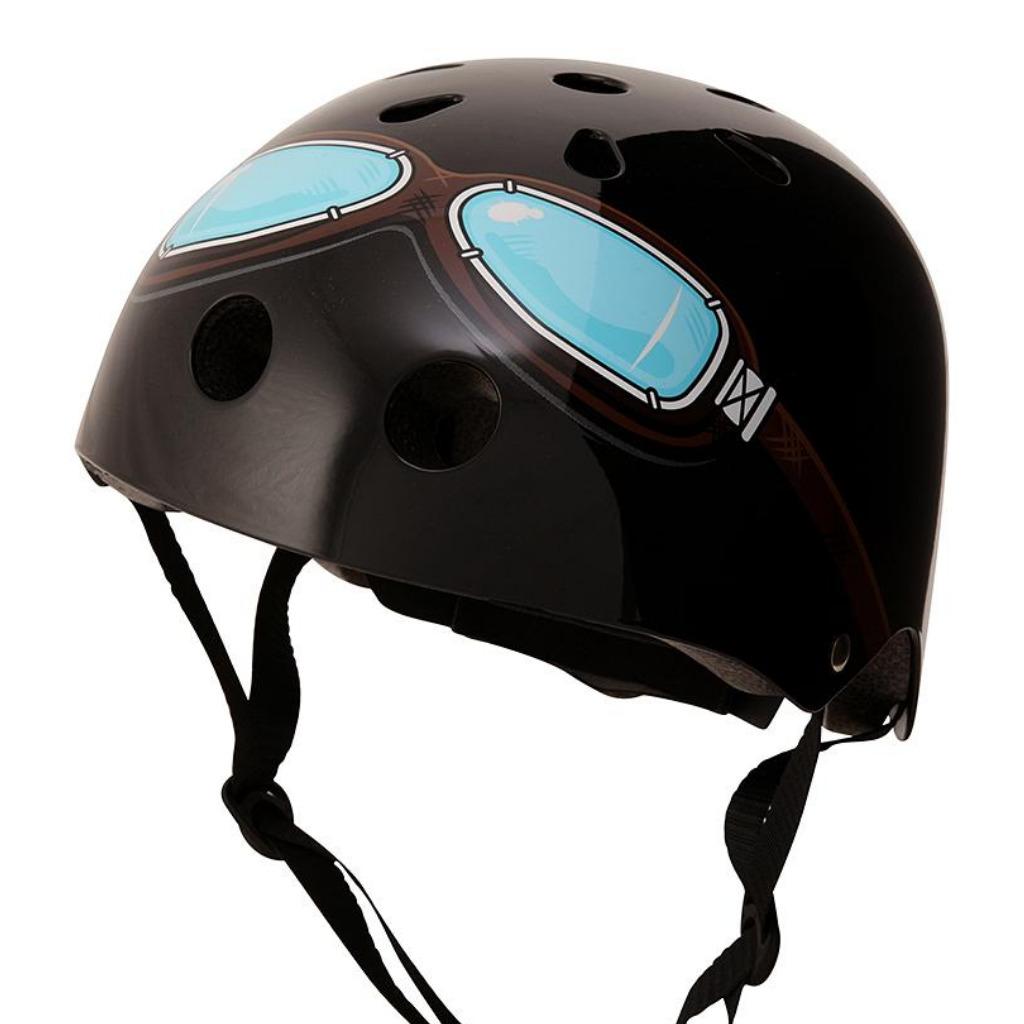 Black Goggle Helmet | Trada Marketplace