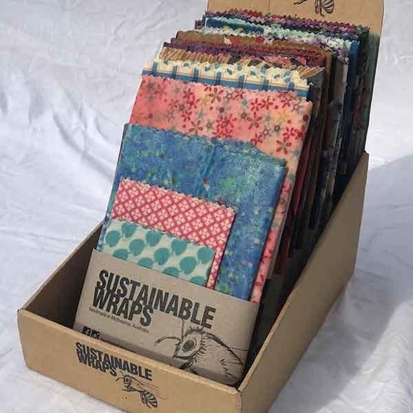 Sustainable Wraps | Trada Marketplace