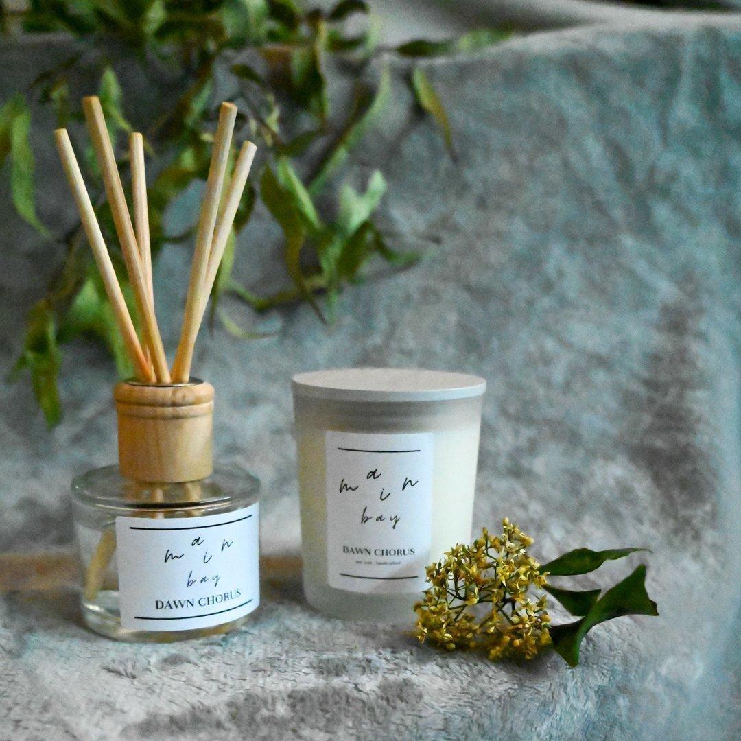 Dawn Chorus Milieu Candle and Diffuser Set | Trada Marketplace