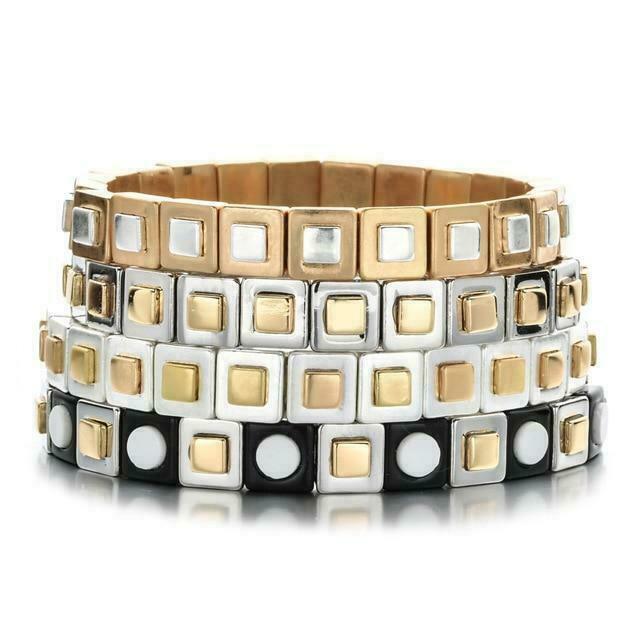 Metallic Love - Bracelet Set | Trada Marketplace