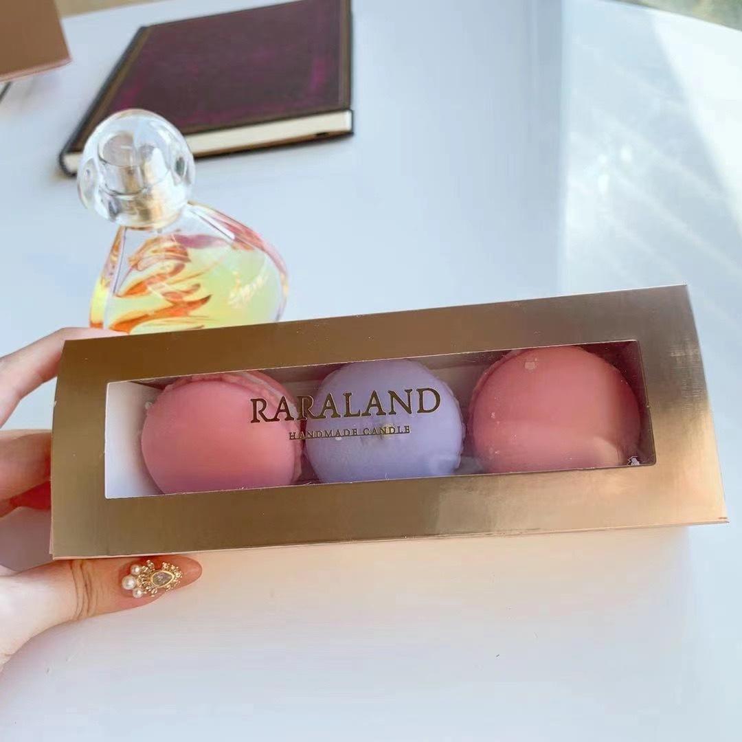 Macaron Scented Candle Gift Box | Trada Marketplace