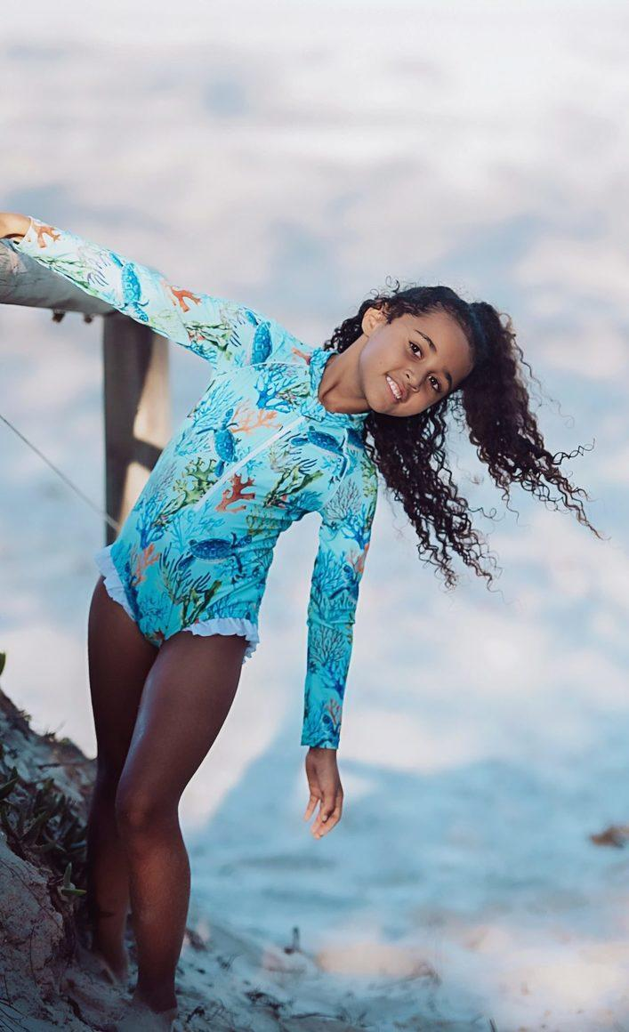 Lady Elliot Girls Swimsuit | Trada Marketplace