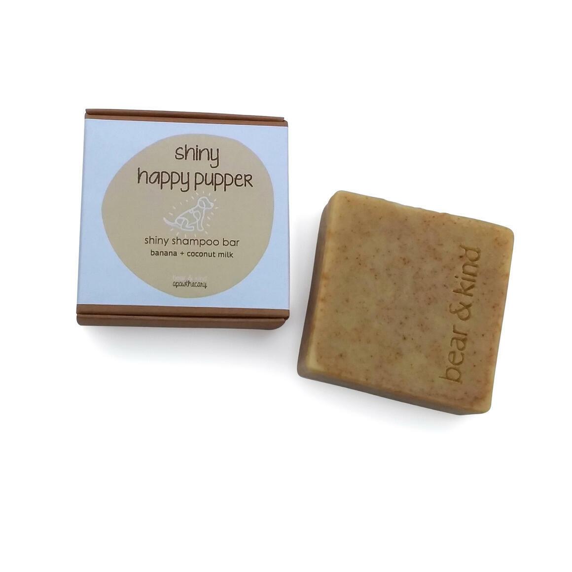 Happy Shiny Pupper Shiny Shampoo Bar | Trada Marketplace