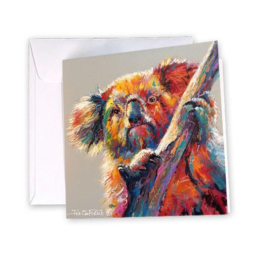 Koala Greeting Card | Trada Marketplace