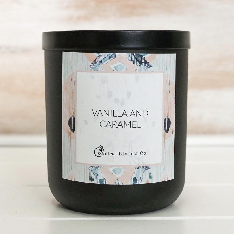 Vanilla Caramel 280g Standard Black | Trada Marketplace