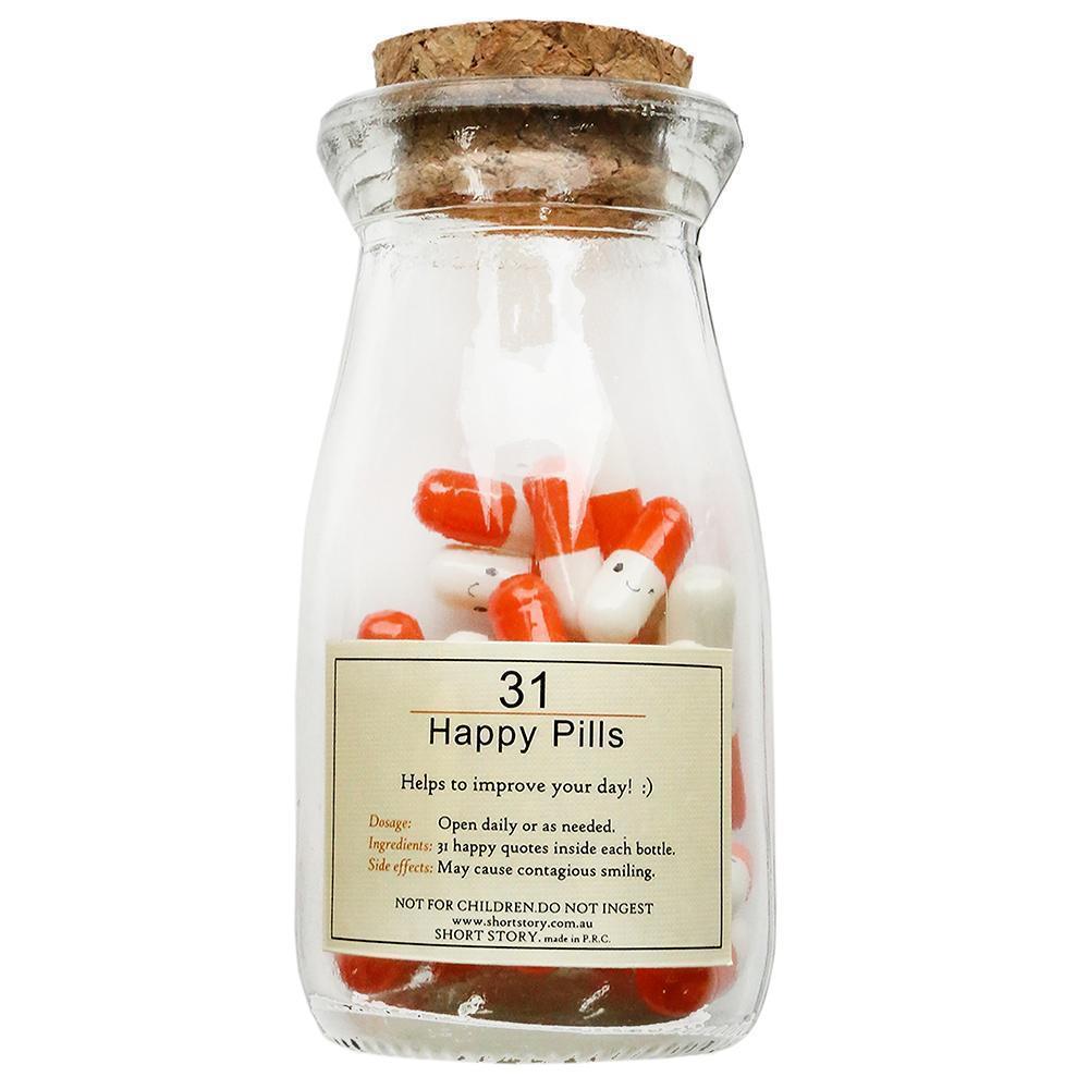 Happy Pills 31 days | Trada Marketplace