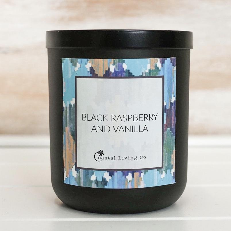 Black Raspberry and Vanilla 280g Standard Black | Trada Marketplace