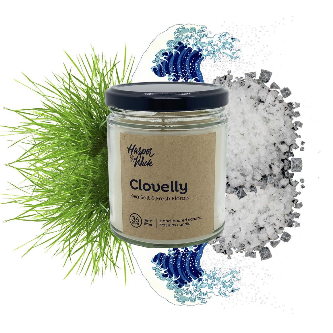 Clovelly - Sea Salt & Fresh Florals | Trada Marketplace