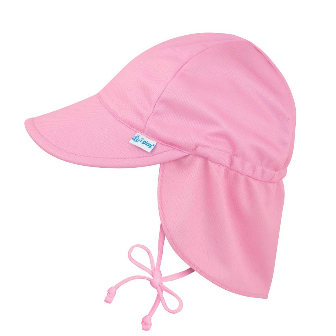 Breathable Flap Sun Protection Hat-Light Pink | Trada Marketplace