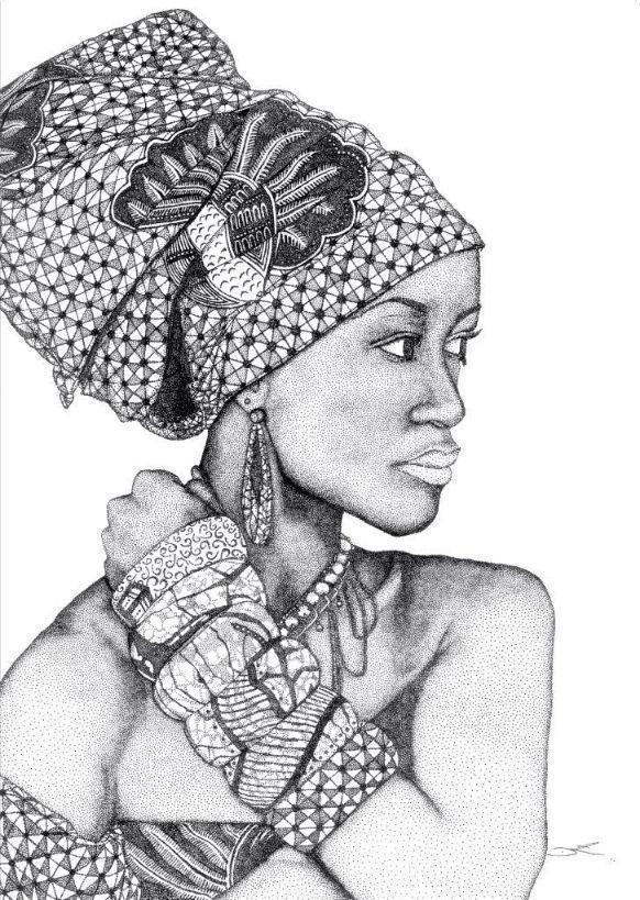 African Goddess   Trada Marketplace