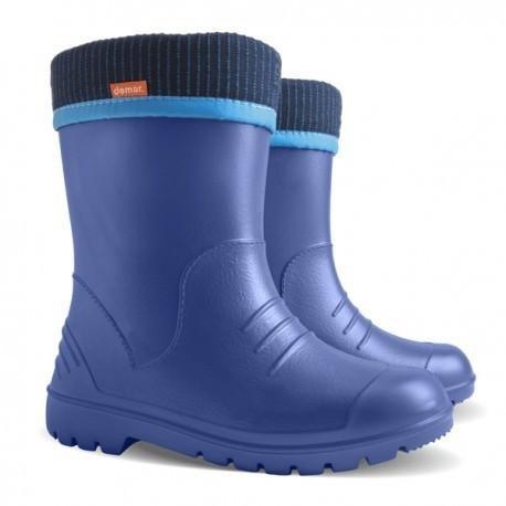 Kids Dino Gumboot - Blue | Trada Marketplace