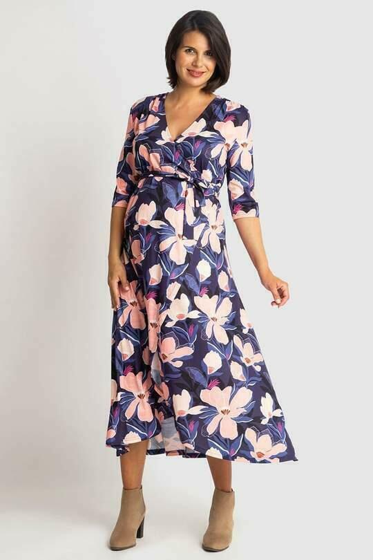 Forever Nursing and Maternity Wrap Dress | Trada Marketplace