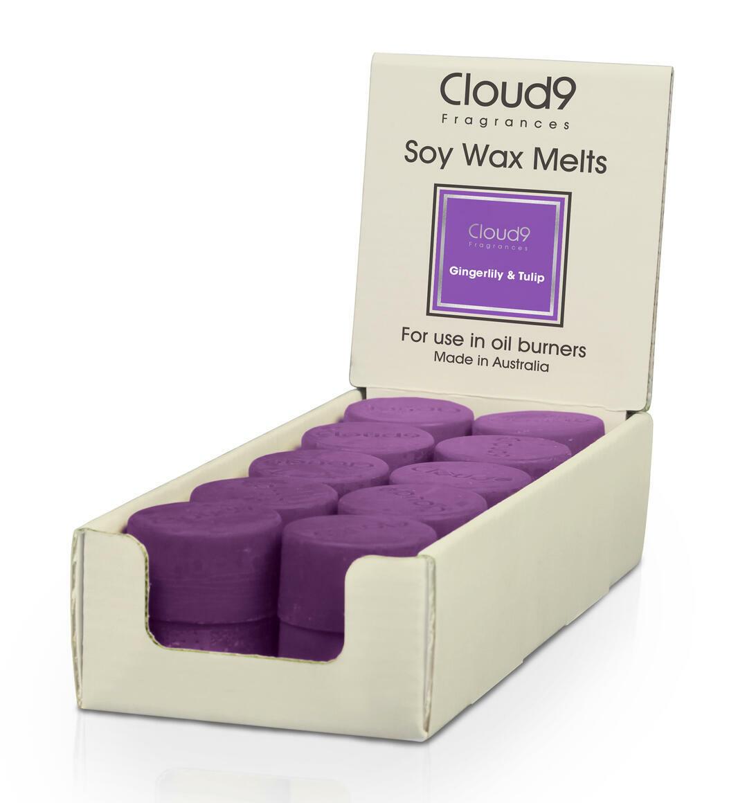 Gingerlily & Tulip Melts-Box of 20 | Trada Marketplace