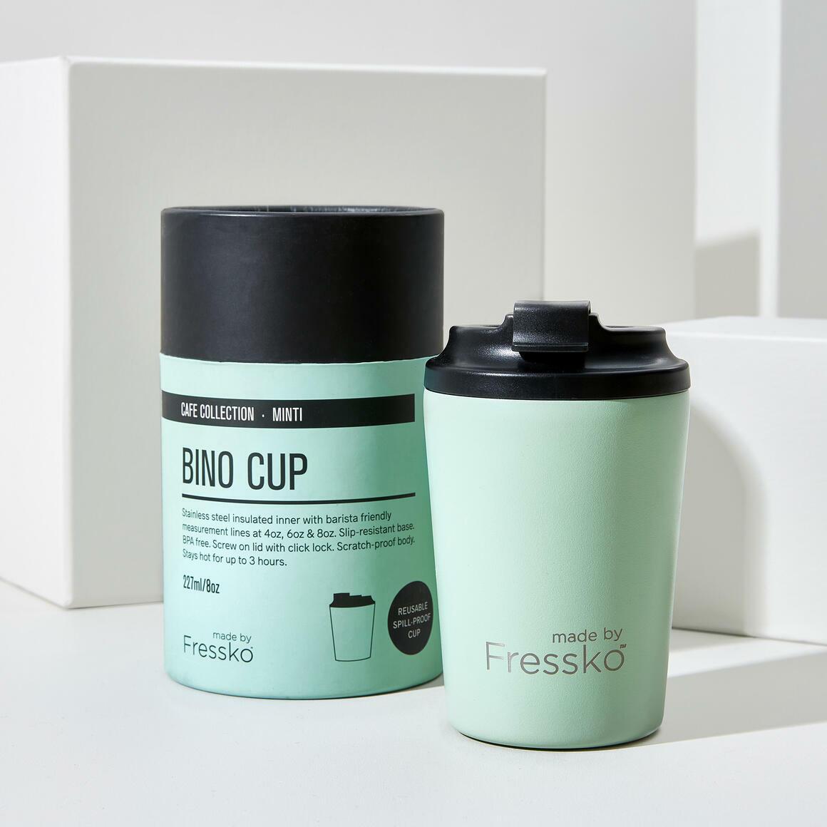 Fressko BINO 8oz Stainless Steel Reusable Cup  MINT | Trada Marketplace