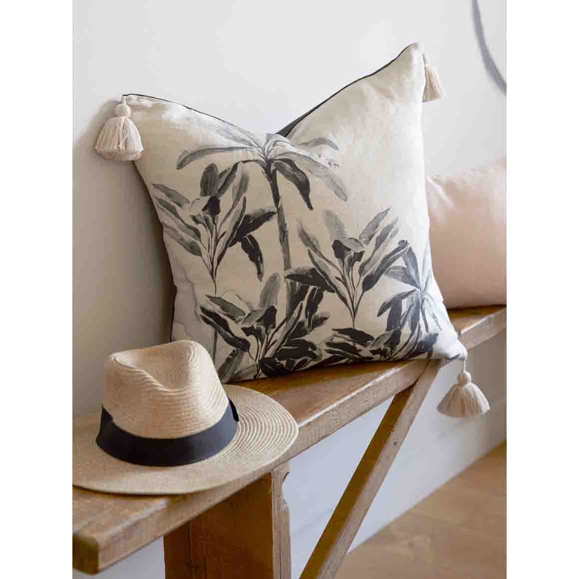 Les Bananiers Cushion cover   Trada Marketplace
