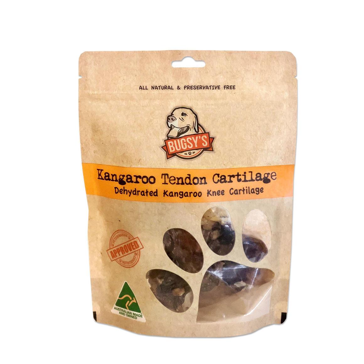 Kangaroo Tendon | Dehydrated Knee Cartilage 100g | Trada Marketplace