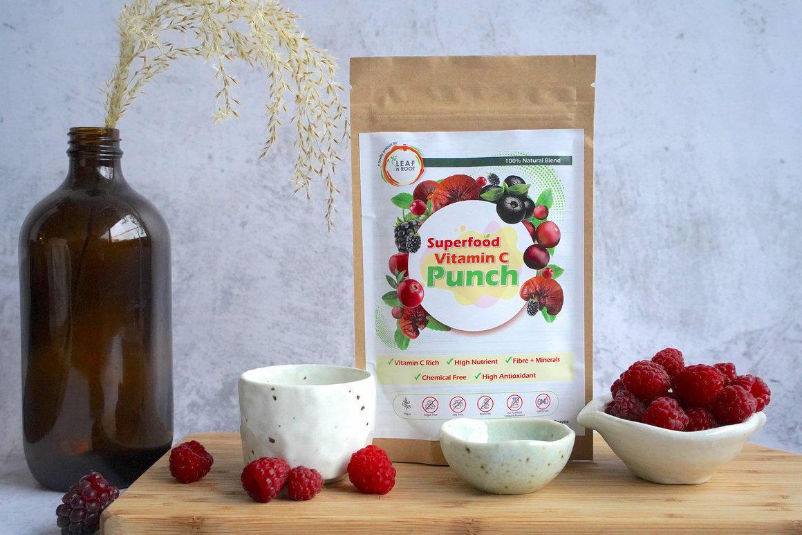 Superfood Vitamin C Punch | Trada Marketplace