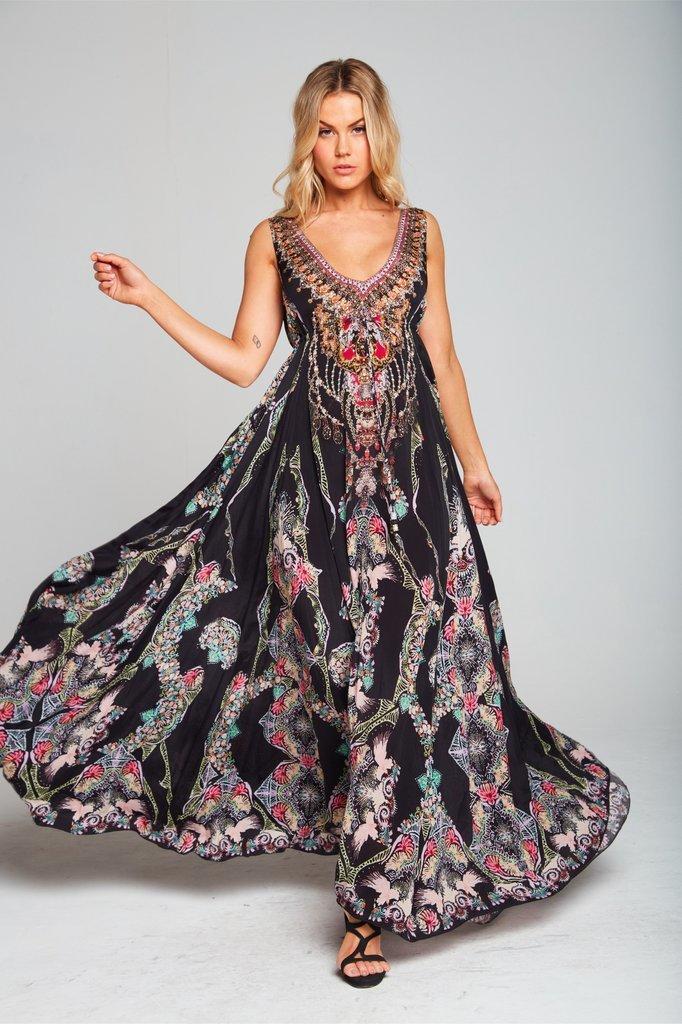 Anastasia Maxi Dress | Trada Marketplace