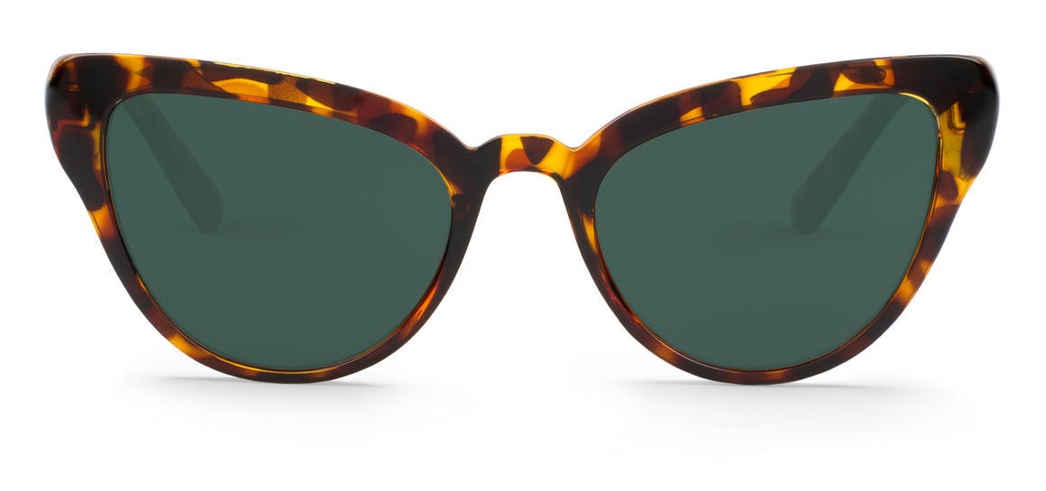 Vesterbro Cheetah Tortoise Sunglasses   Trada Marketplace