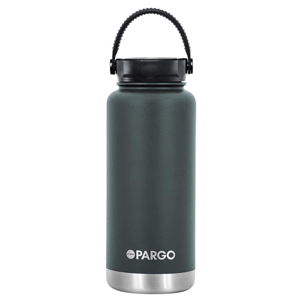 Insulated Water Bottle BBQ Charcoal | Trada Marketplace