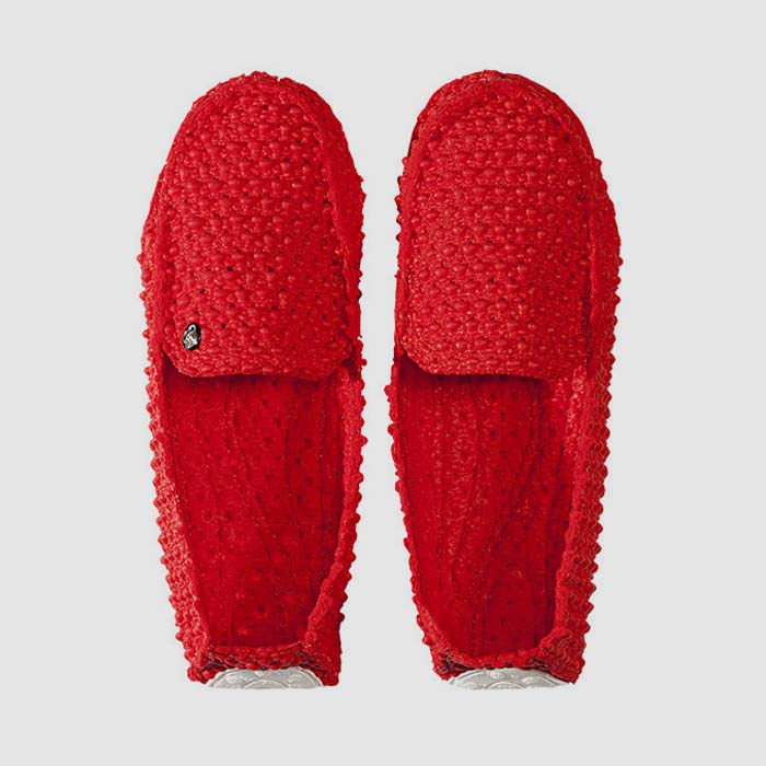 Planet Loafers - Red | Trada Marketplace