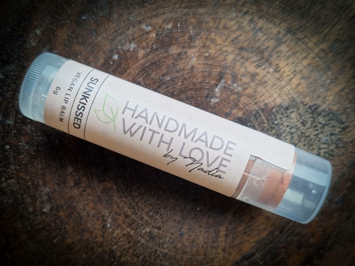 Sunkissed Lip Balm (Vegan) | Trada Marketplace