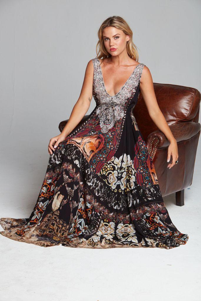 Enchanted Maxi Dress | Trada Marketplace