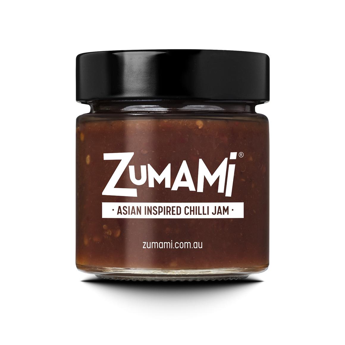 ZUMAMI - Asian Inspired Chilli Jam - Silver & Bronze medal winner 2019 275g | Trada Marketplace