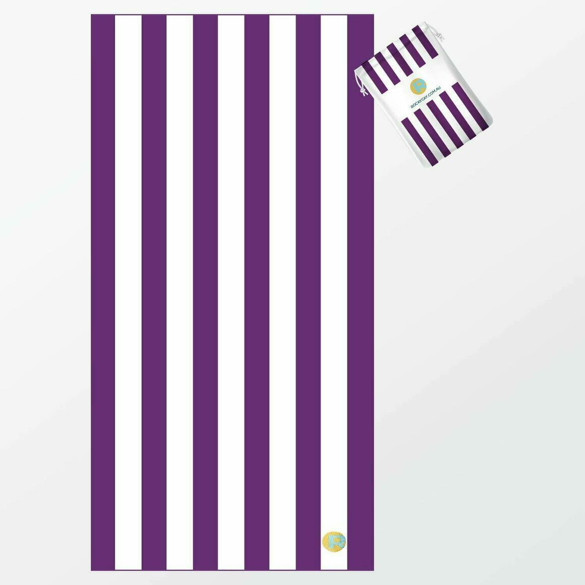 RC Stripes - Purple   Trada Marketplace