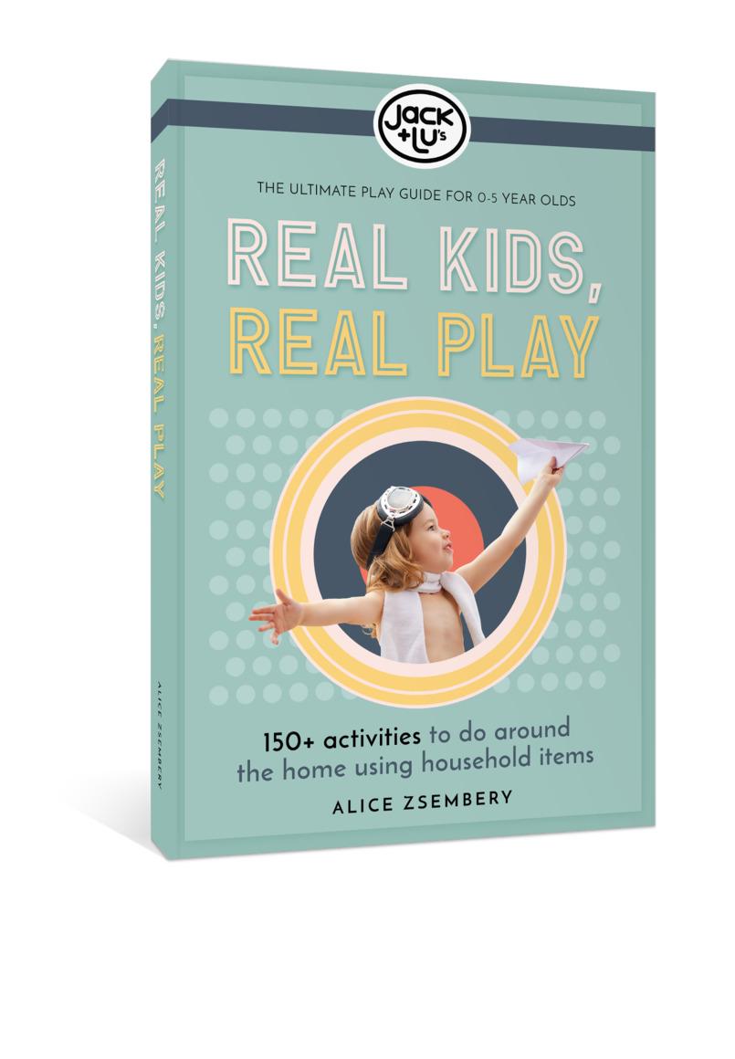 Real Kids, Real Play Paperback   Trada Marketplace