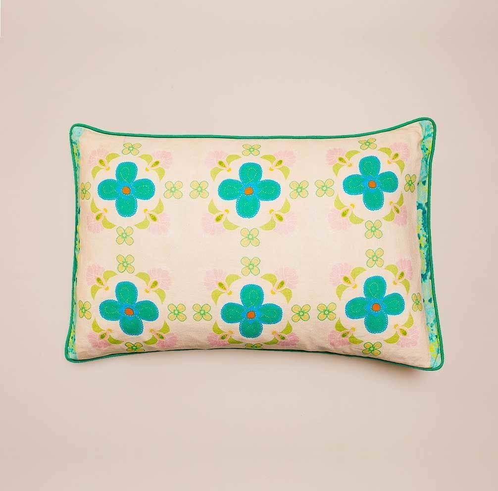Jali II Lumbar Cushion (double-sided)   Trada Marketplace