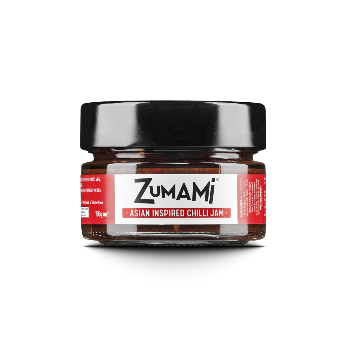 ZUMAMI - Asian Inspired Chilli Jam - Vegan Friendly | Trada Marketplace