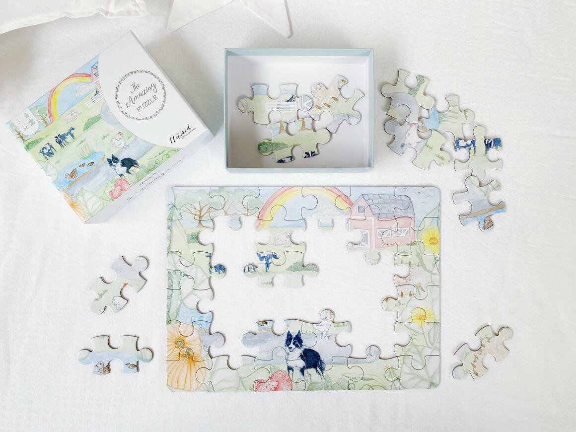 The Amazing Puzzle | Trada Marketplace