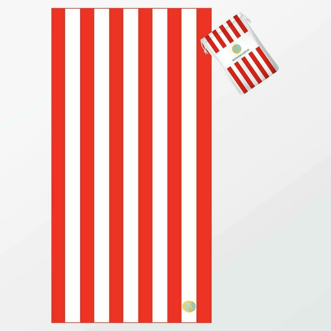 RC Stripes - Corsica Red   Trada Marketplace