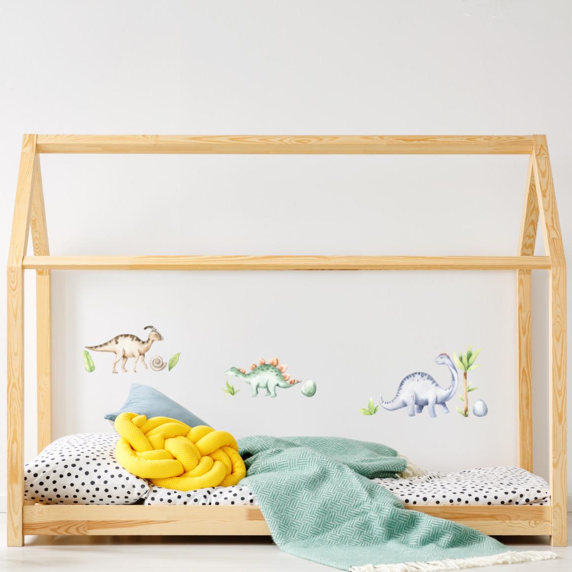 Fabric wall decals - Dinosaurs1   Trada Marketplace