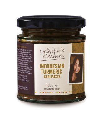 Indonesian Turmeric Paste - MILD - V   Trada Marketplace