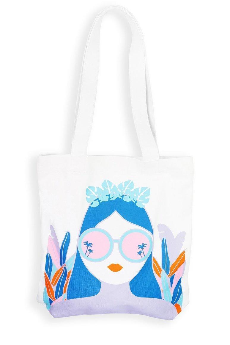 Beach Girl Tote Bag | Trada Marketplace