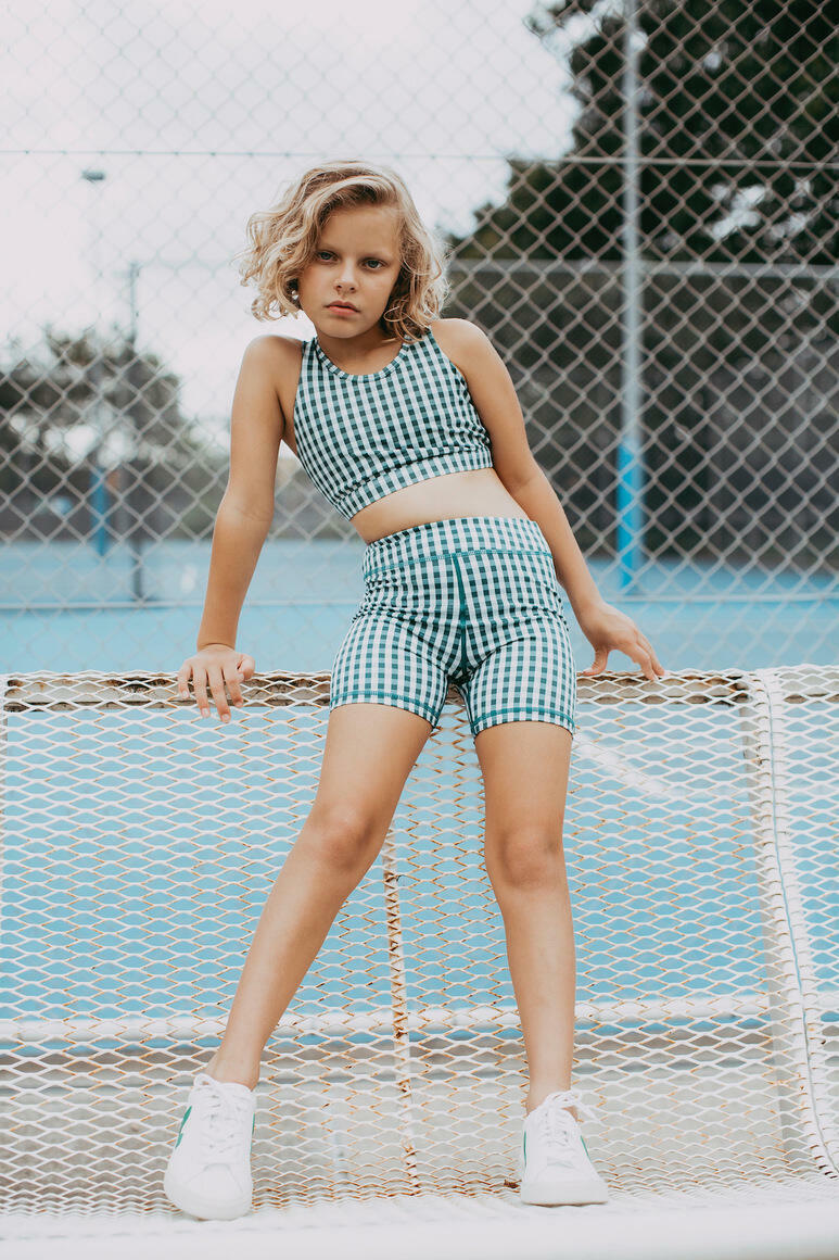 forest check shorts   Trada Marketplace