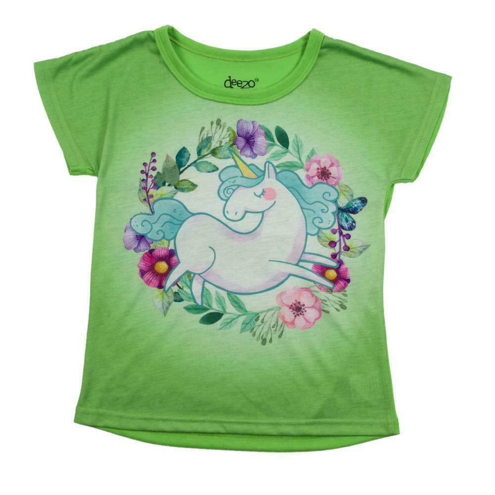 Green Unicorn -  kids and toddlers T-shirt | Trada Marketplace